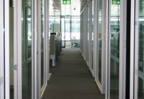 Award winning joinery, Office fit-out Gungahlan